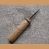 Awl with wooden handle type I - short