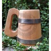 Beer mug type 3 with metal rings