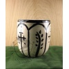 Painted cup 13th cent