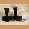 Leather horn holder large u4