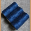 Linen thread 30/2 - dark blue