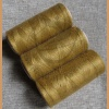 Linen thread 30/2  yellow