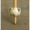 Spindle - bone w25, 30g