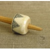 Spindle - bone w26, 28g