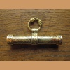"Viking brass needlecase typ ""Birka"" typ III"